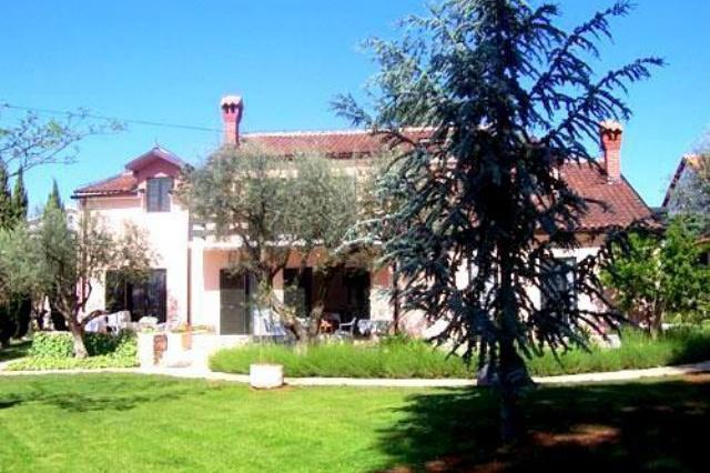 Apartmány House Oliva Umag